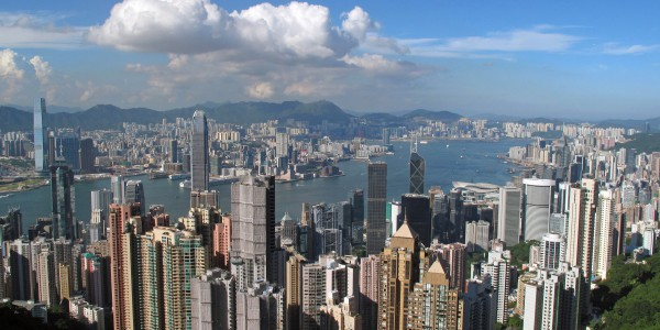 Skyline_HongKong