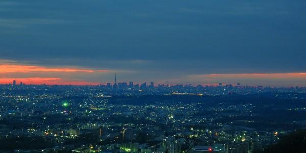 Skyline_Tokyo